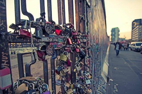 Gratis stockfoto met berlijn, hemel, muro, muur