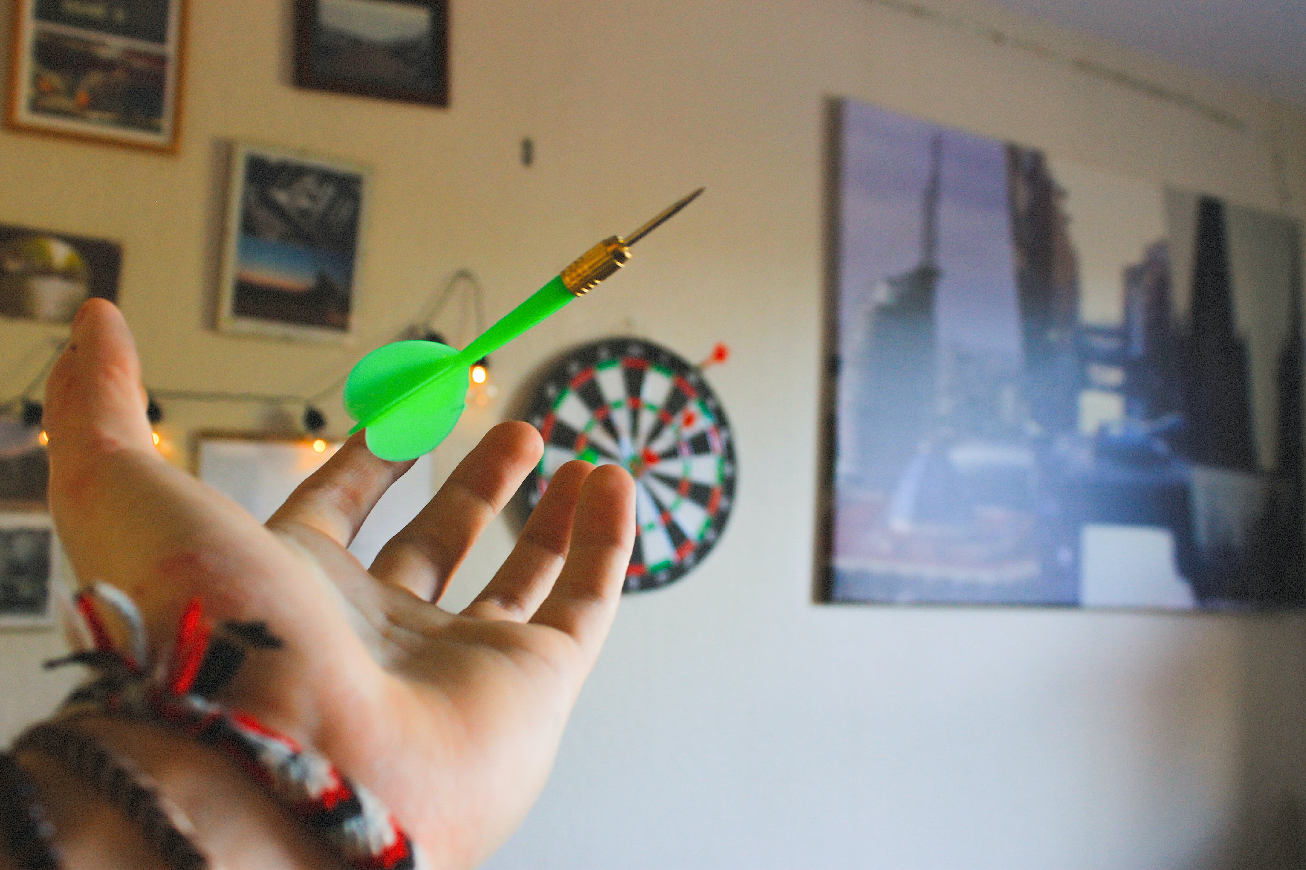 Kostenloses Stock Foto zu dart, darts
