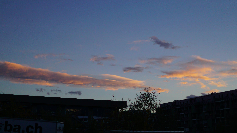 Free stock photo of clouds, redsky, sky, sunset