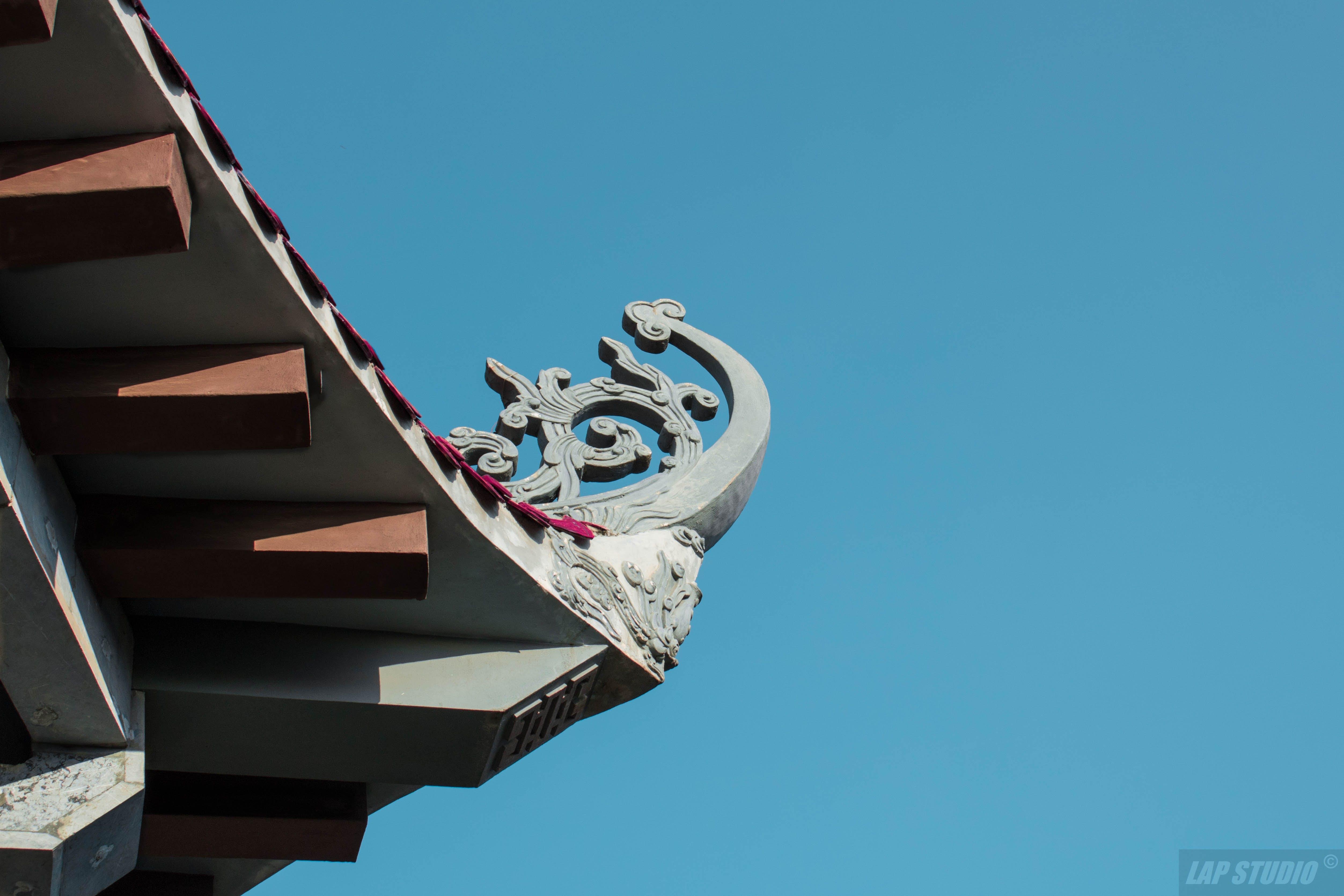Kostenloses Stock Foto zu chùa bằng a