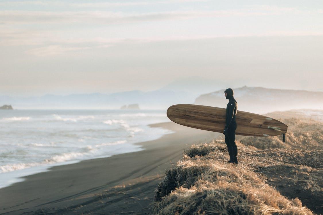 bagnasciuga, litorale, luce del giorno