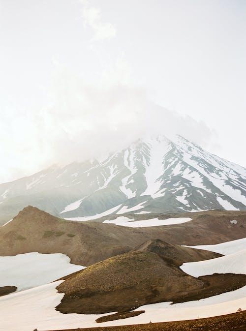 Fotobanka sbezplatnými fotkami na tému chladný, fotografia prírody, hmla, hora
