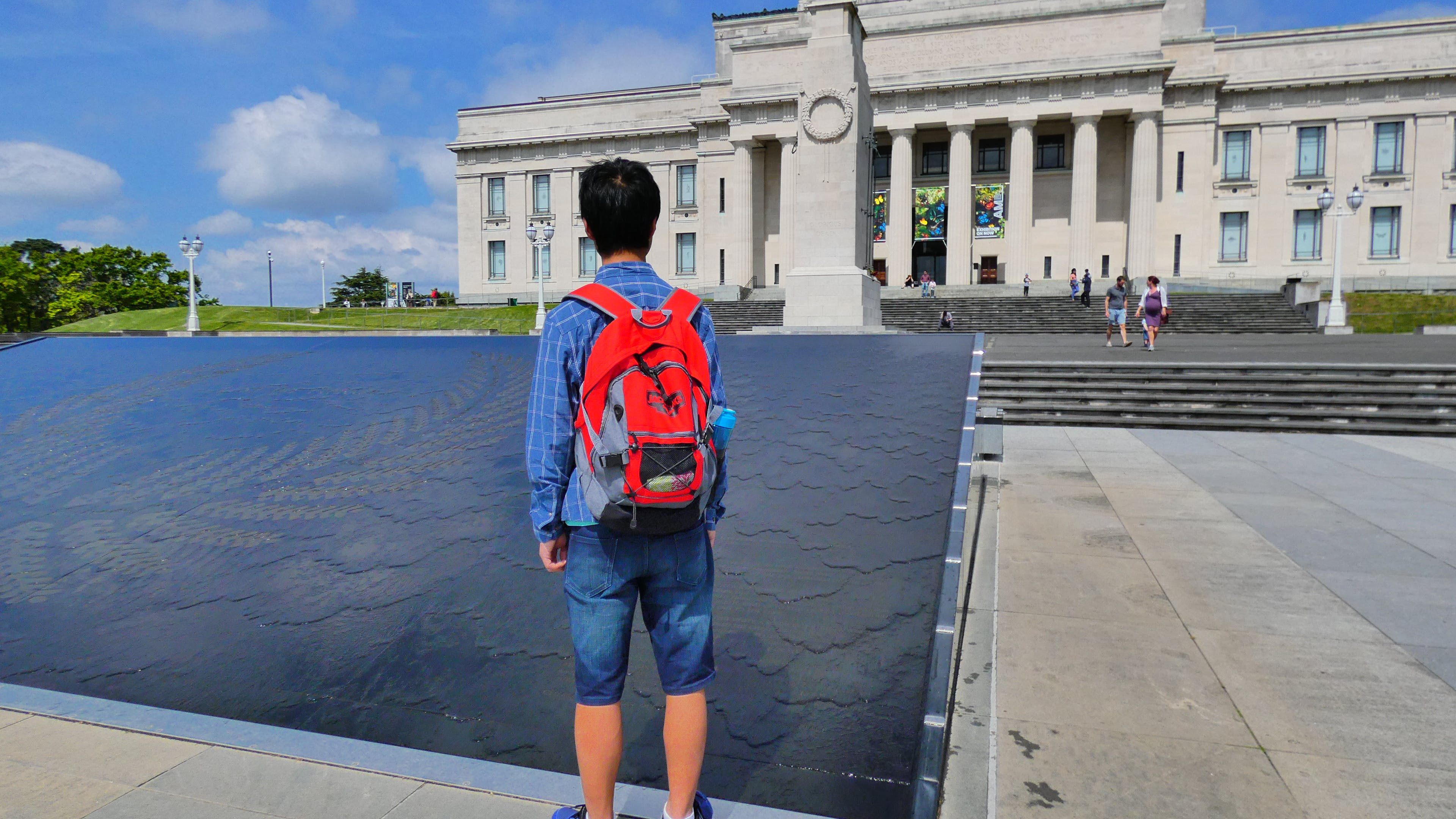 Free stock photo of city center, museum, new zealand, teenager
