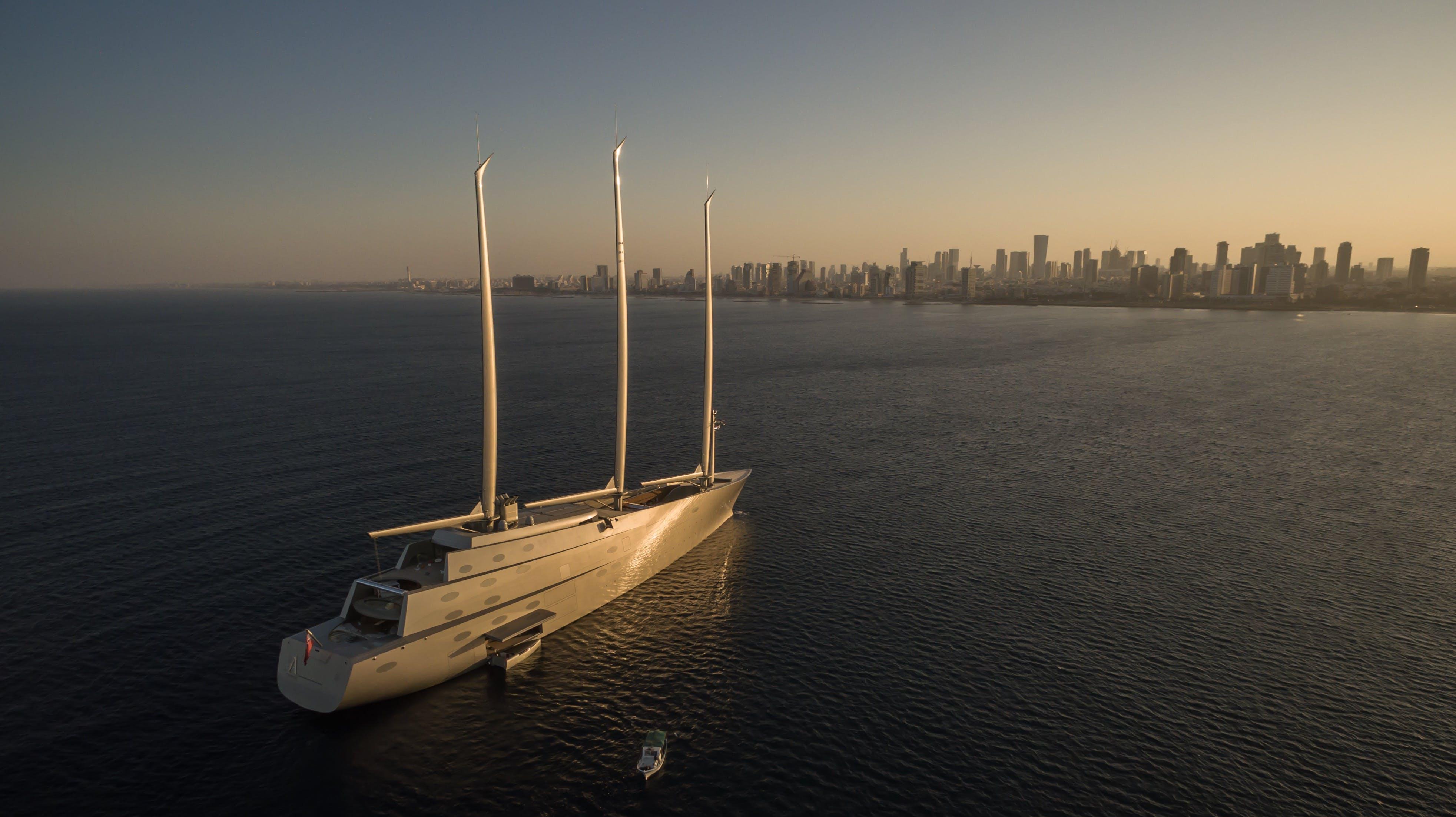 Free stock photo of Israel, ocean, yacht