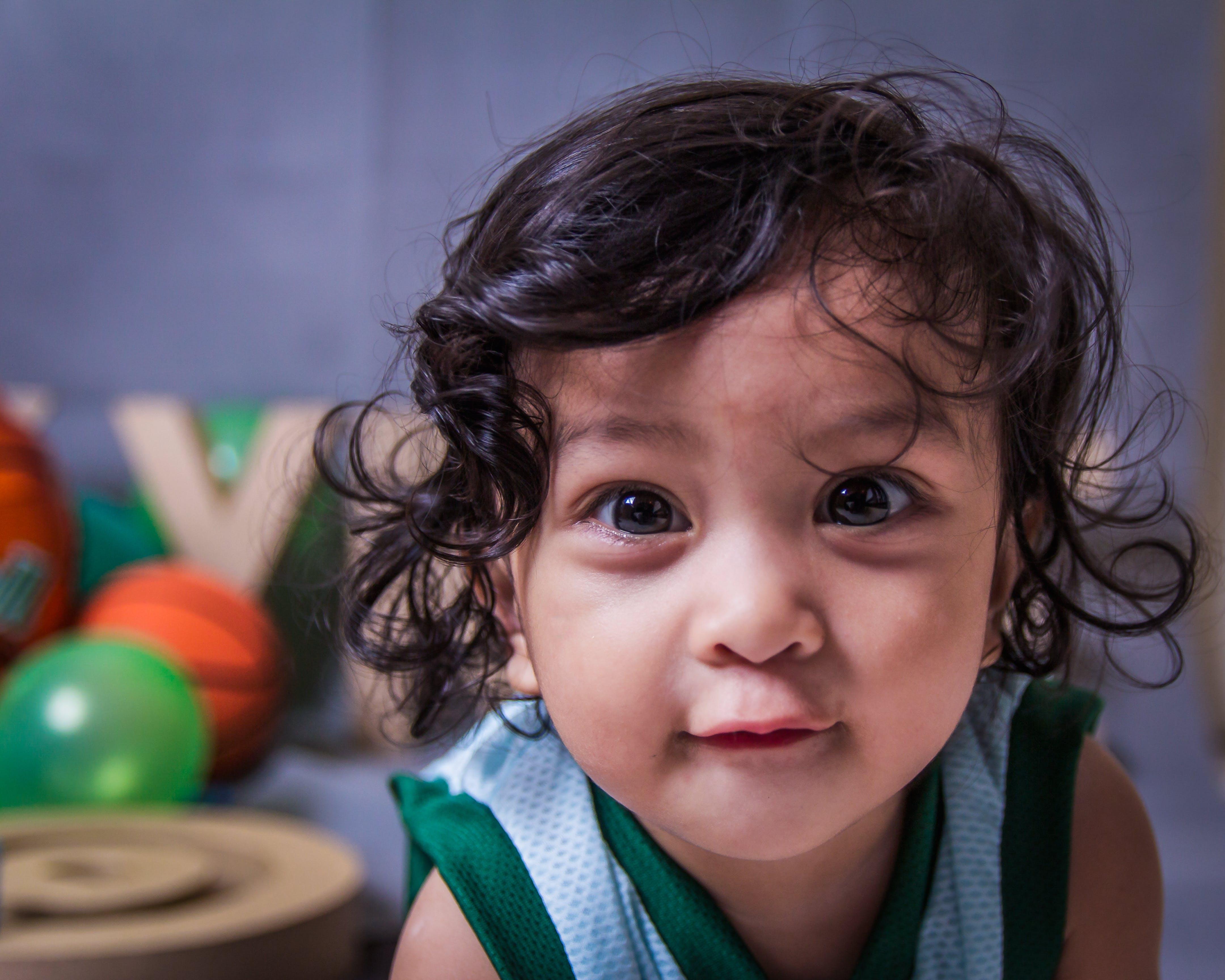 Free stock photo of baby