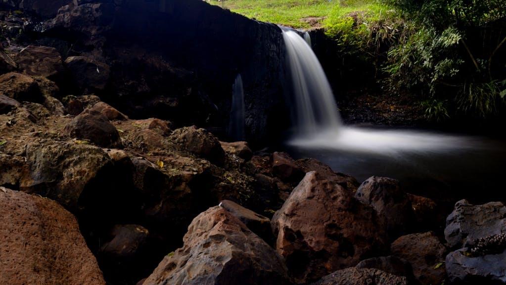 Fotos de stock gratuitas de agua, cámara rápida, cascada, caudal