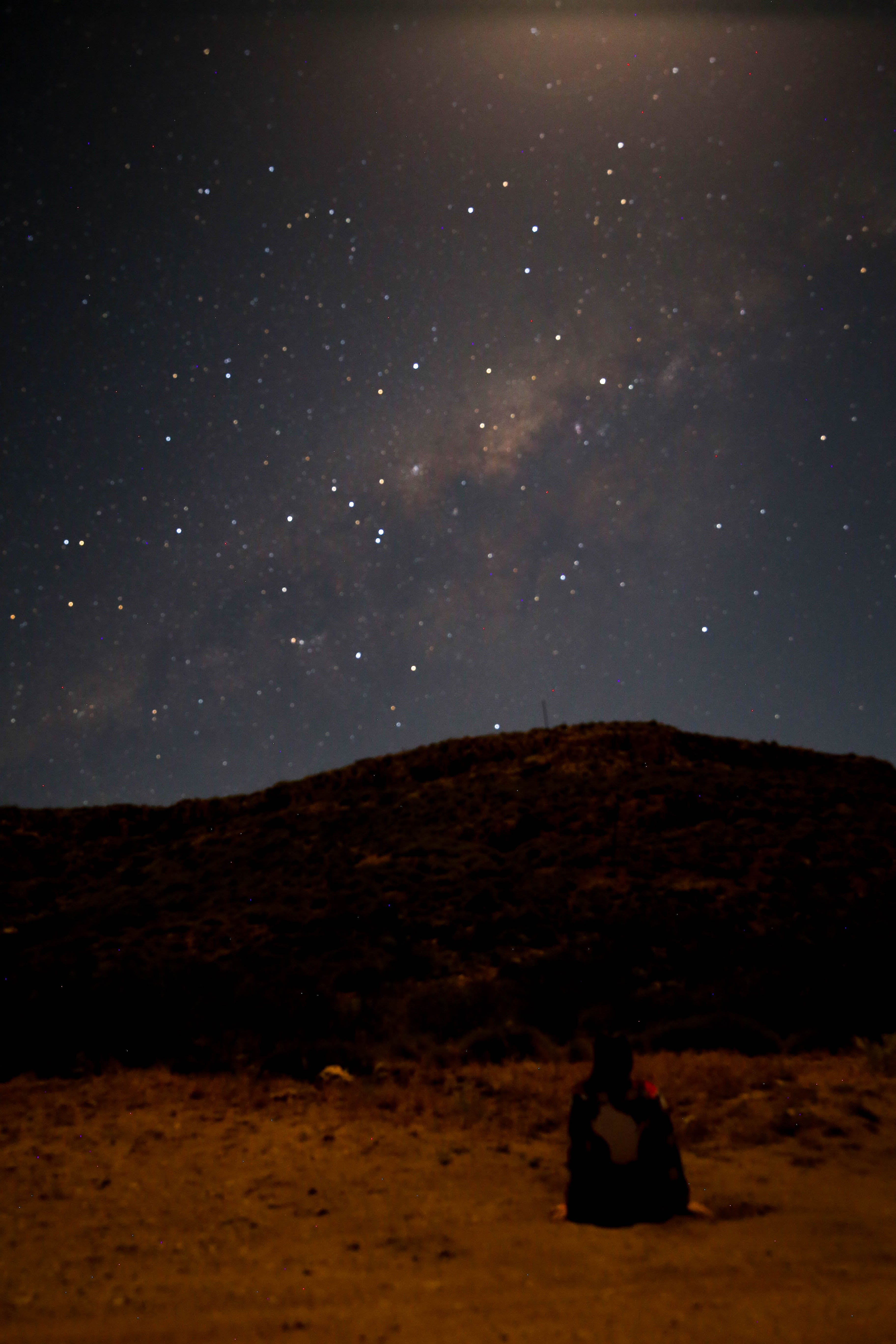 Kostenloses Stock Foto zu sterne, milchstraße, stargazing