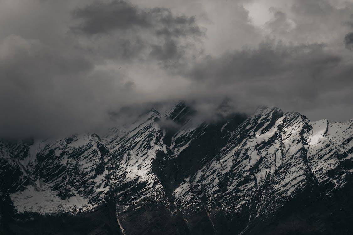 冬季, 冰河, 冷