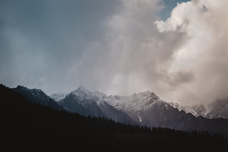 Kostenloses Stock Foto zu berg, berge, himmel, hoch