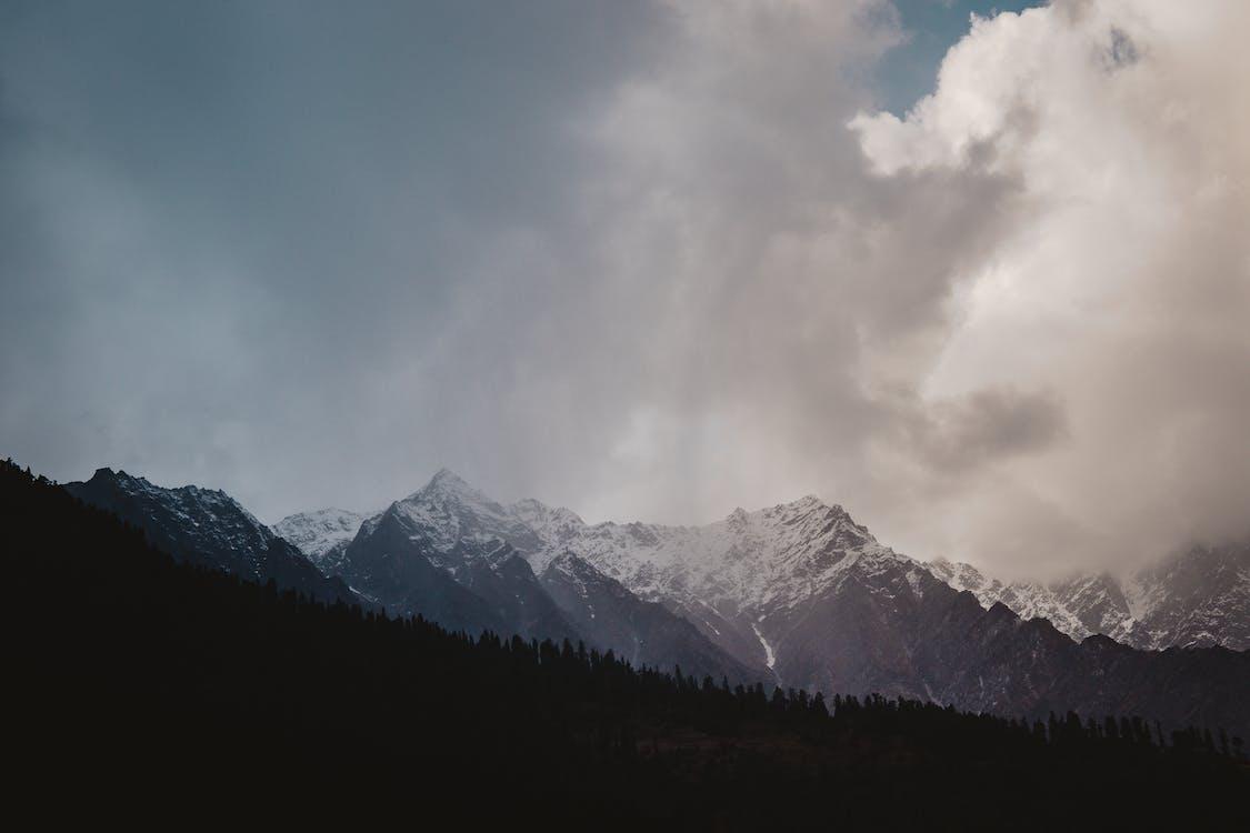 山, 山岳, 日光
