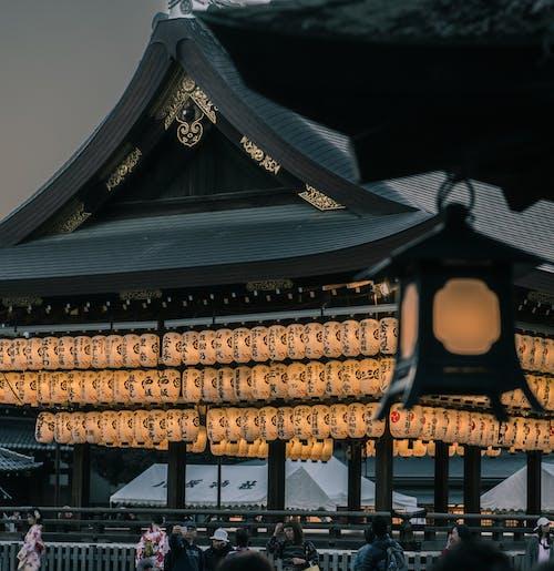 Fotos de stock gratuitas de gion, kyoto, santuario yasaka, yasaka