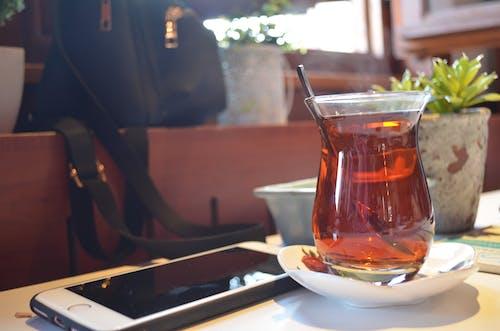 Free stock photo of green tea, lemon tea, tea
