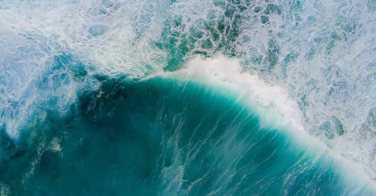 важным океан сверху картинки привносят