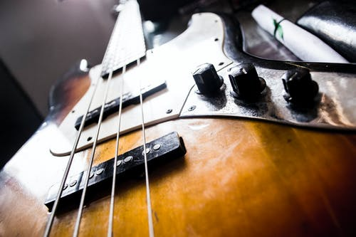 Free stock photo of band, bass, body, buskers