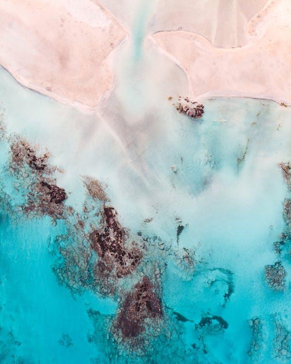 bird's eye view, daglicht, dronefoto