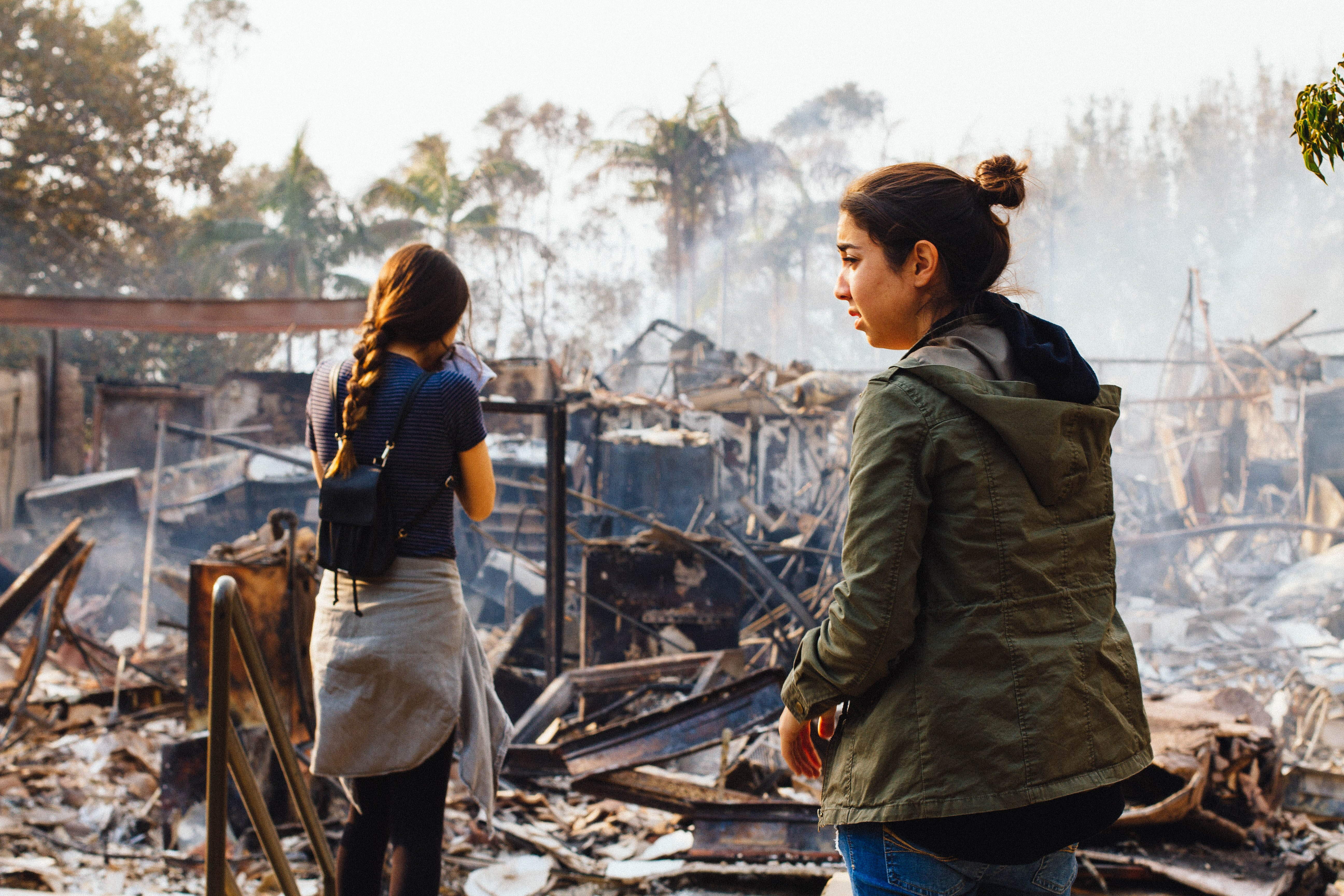 Free stock photo of burned, california, disaster, fire