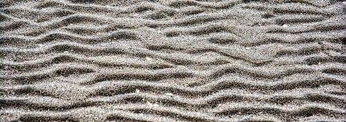 Free stock photo of coastal, pattern, sand, waves