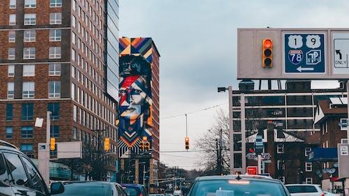 Foto d'estoc gratuïta de ciutat, david bowie, edificis, Nova York