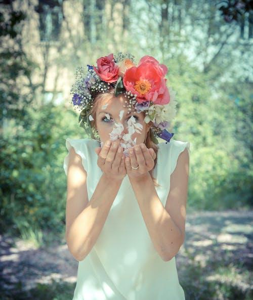 Immagine gratuita di berlino, fiori bellissimi, fotografia di moda, matrimonio