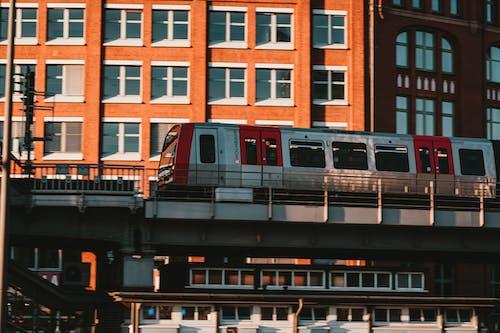 交通系統, 公寓, 地鐵, 城市 的 免費圖庫相片