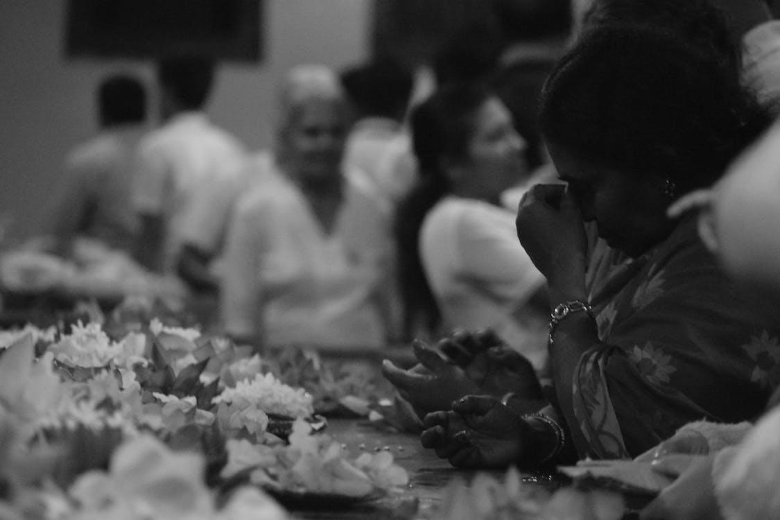 culture, femmes, kandy