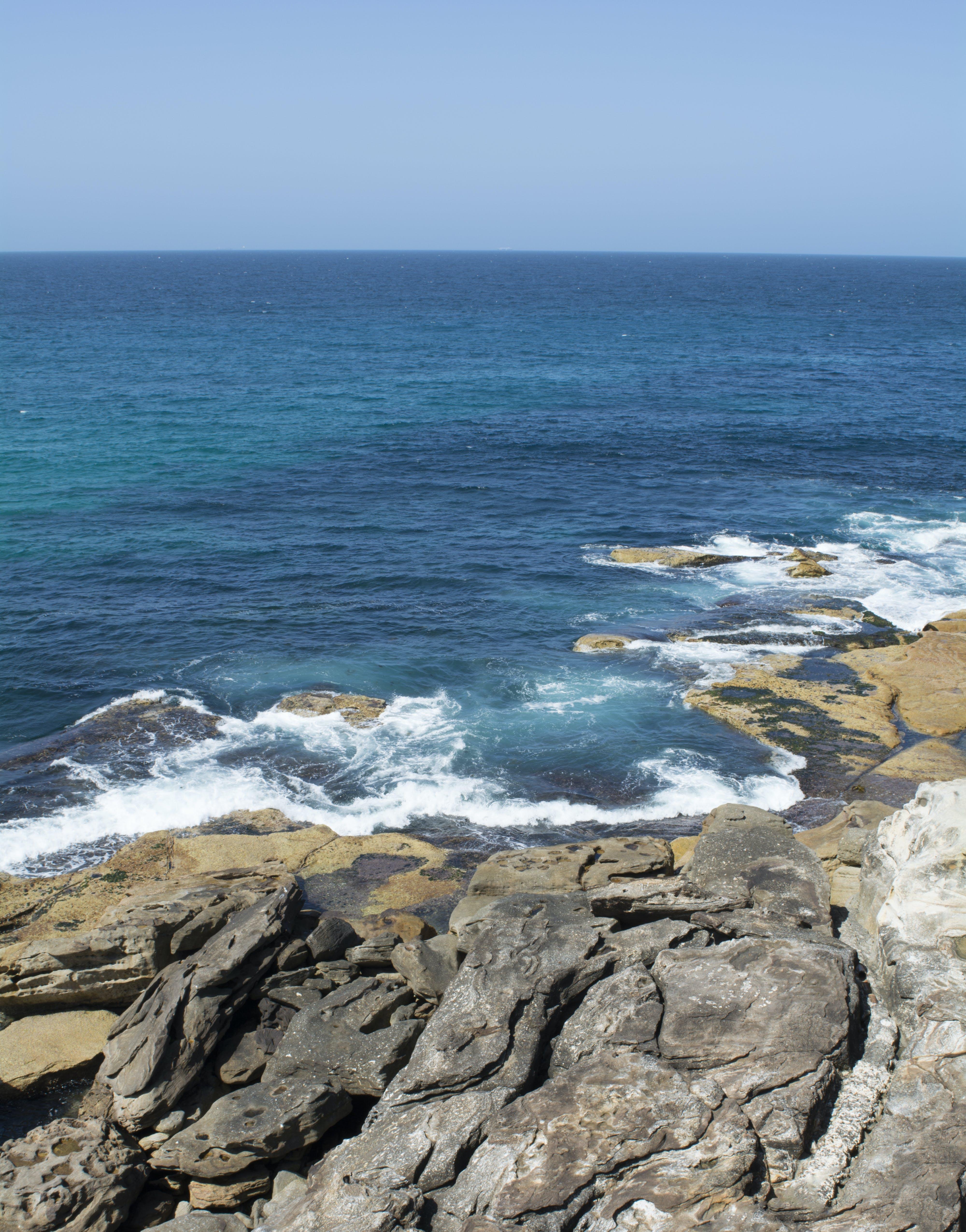 地平線, 太平洋, 海, 海洋 的 免費圖庫相片
