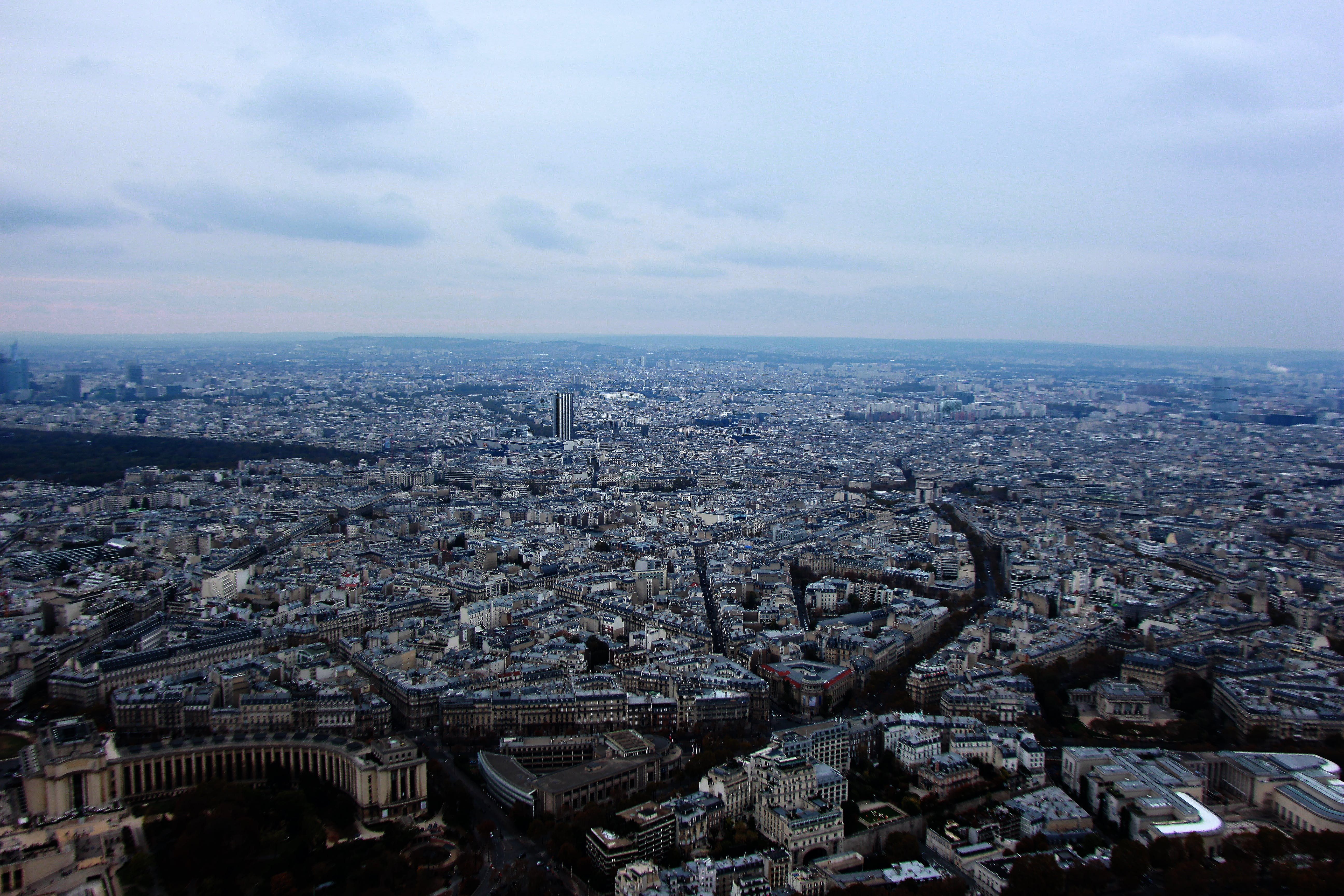 Free stock photo of city, city of love, detail, eiffel tower