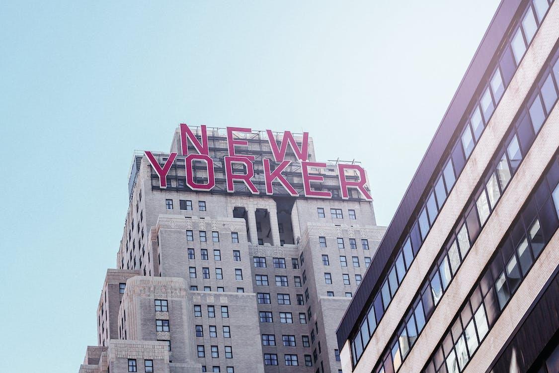 低角度拍攝, 商業, 城市