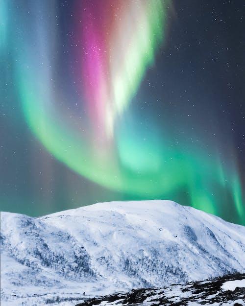 Kostenloses Stock Foto zu abend, abhang, astrofotografie, atemberaubend