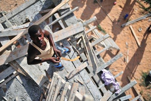Foto profissional grátis de adulto, atividade, construção, demolição