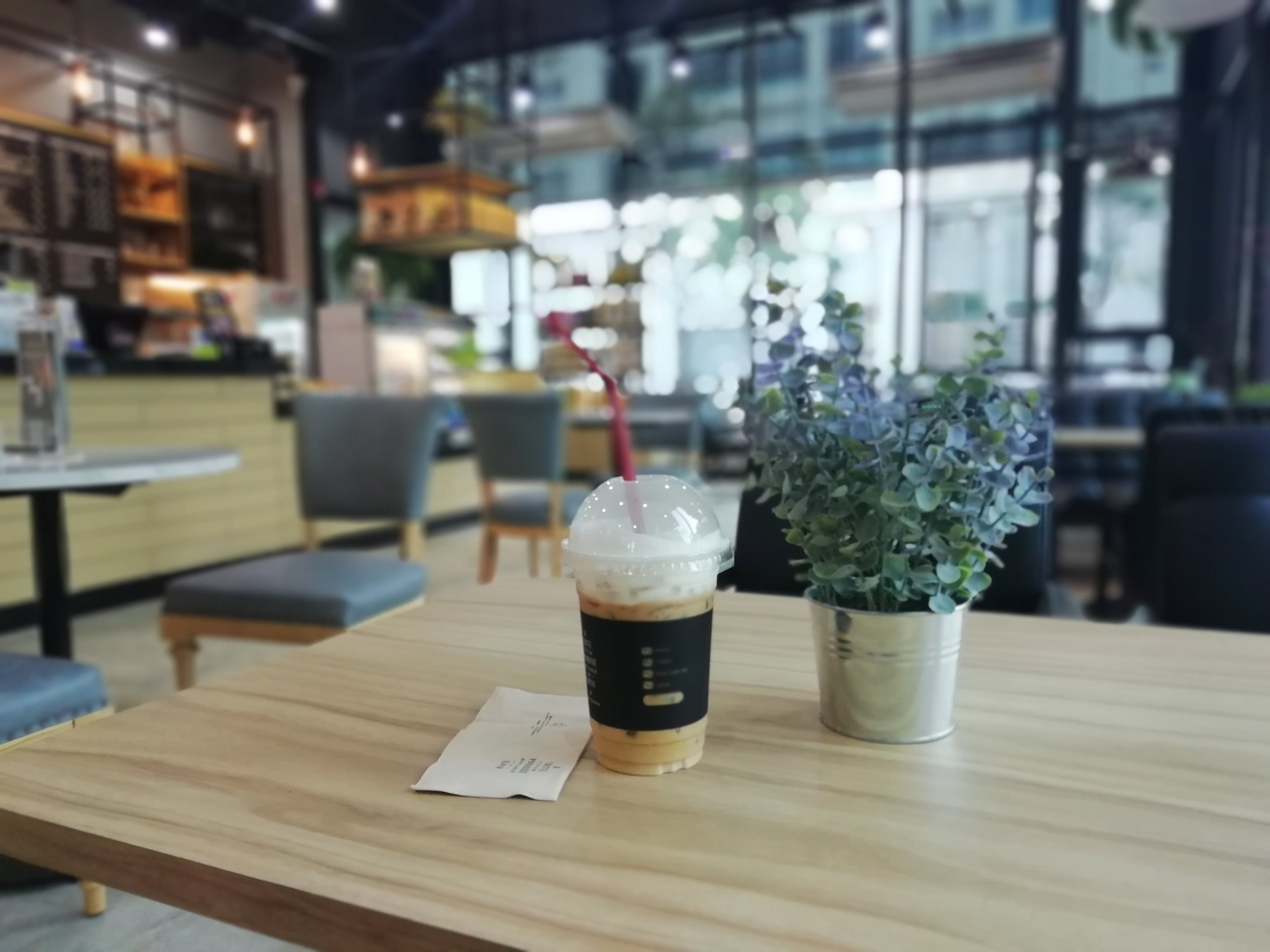 Free stock photo of coffee, coffee shop, happy time, ice coffee