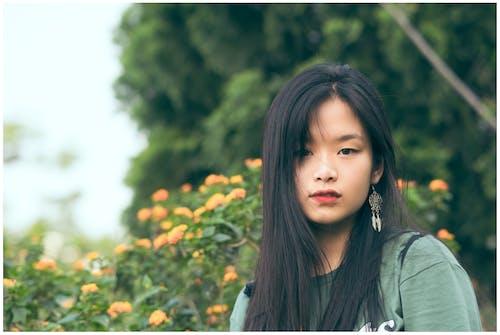 Foto profissional grátis de atraente, beleza, bonita, cabelo