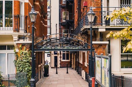 Fotos de stock gratuitas de calle, ladrillos rojos, Londres, Reino Unido