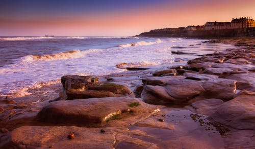 Darmowe zdjęcie z galerii z morze, ocean, pejzaż morski, plaża