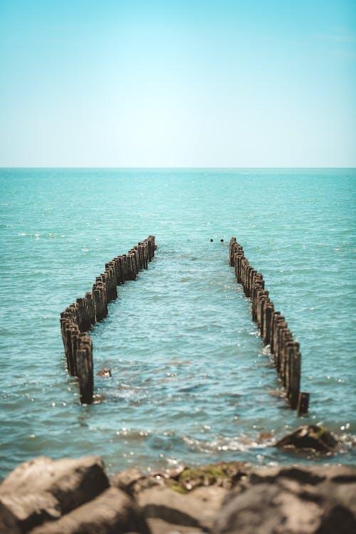 Gratis lagerfoto af abonnement, blå himmel, blåt vand, det sorte hav