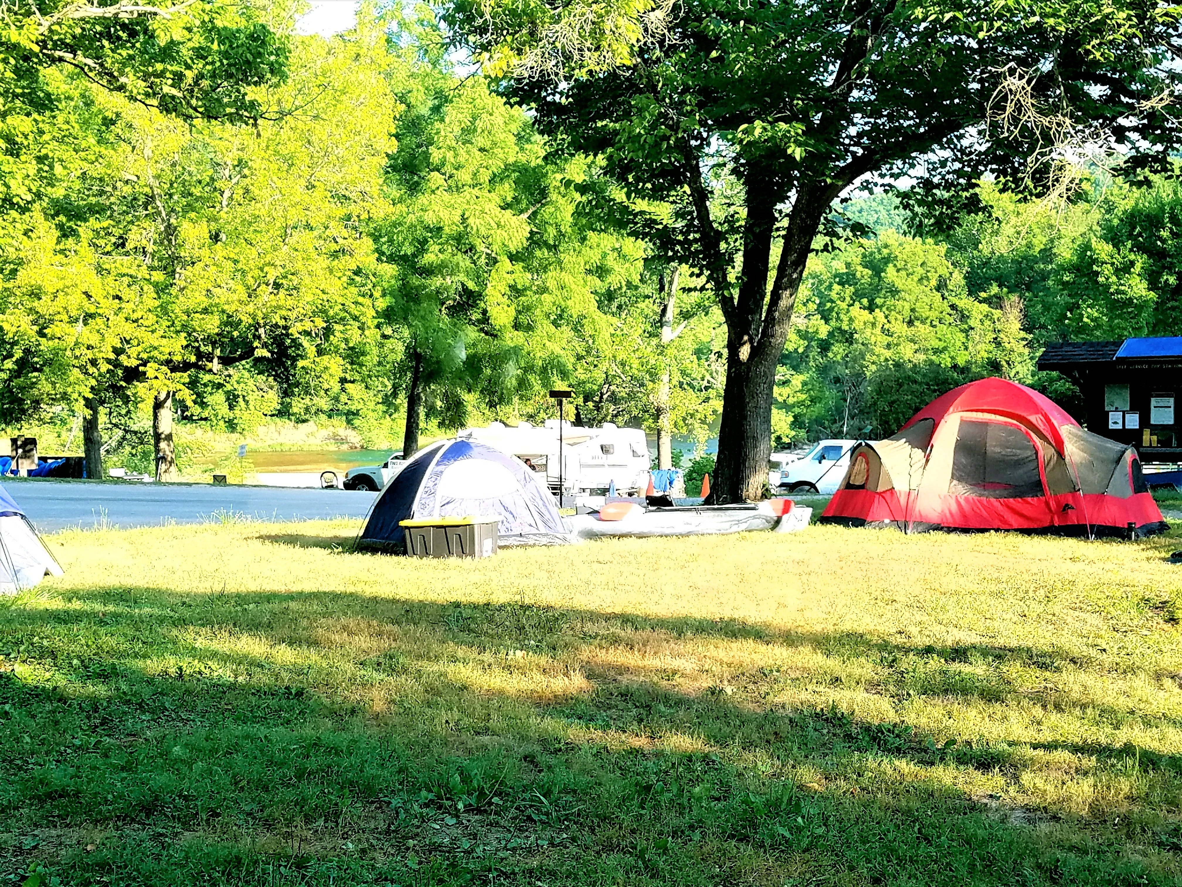 【予約不要】吹上高原キャンプ場で広々のんびりキャンプを楽しもう