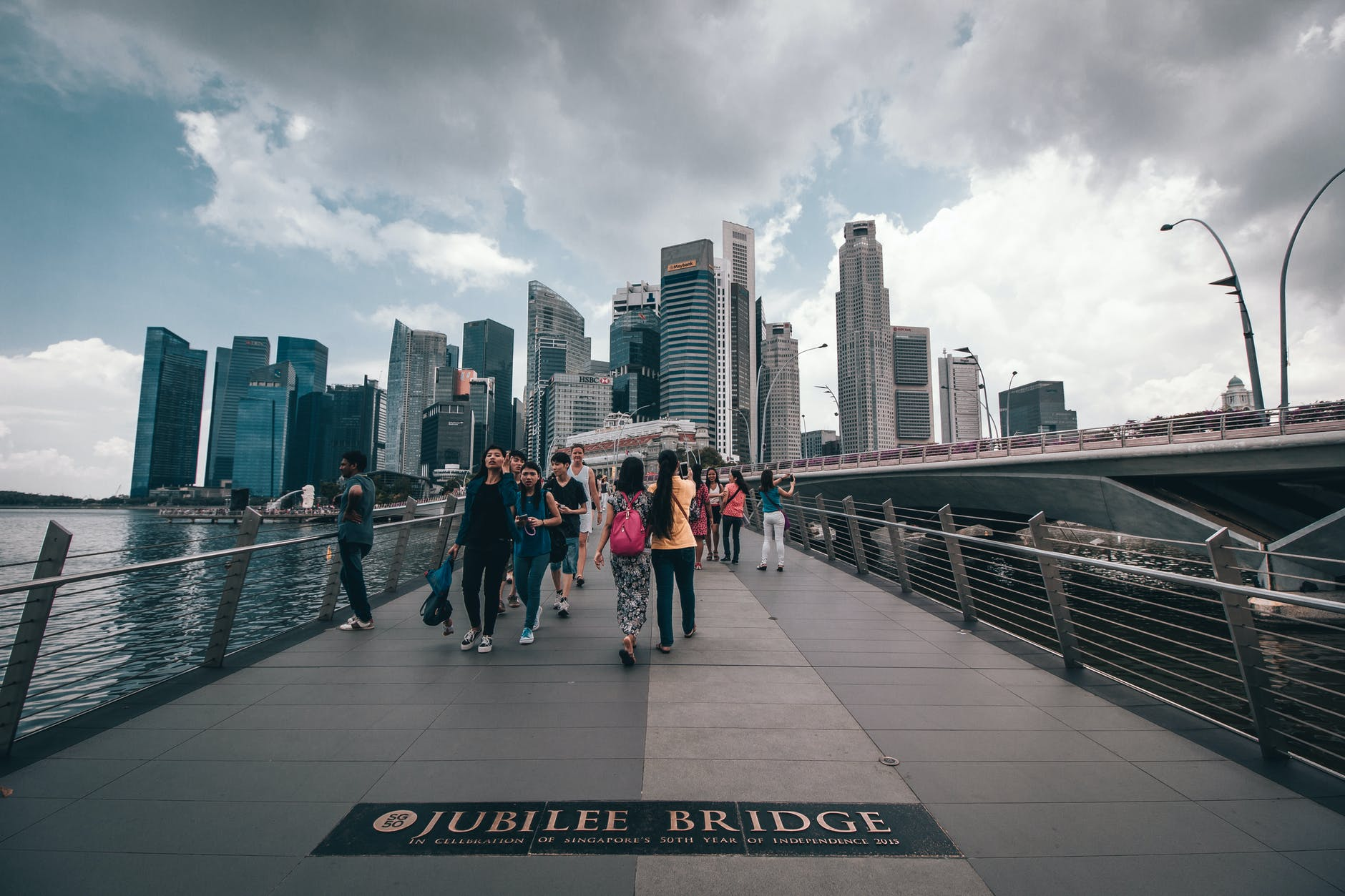 Singapore has a lot to offer, for business and leisure. Source: Pexels