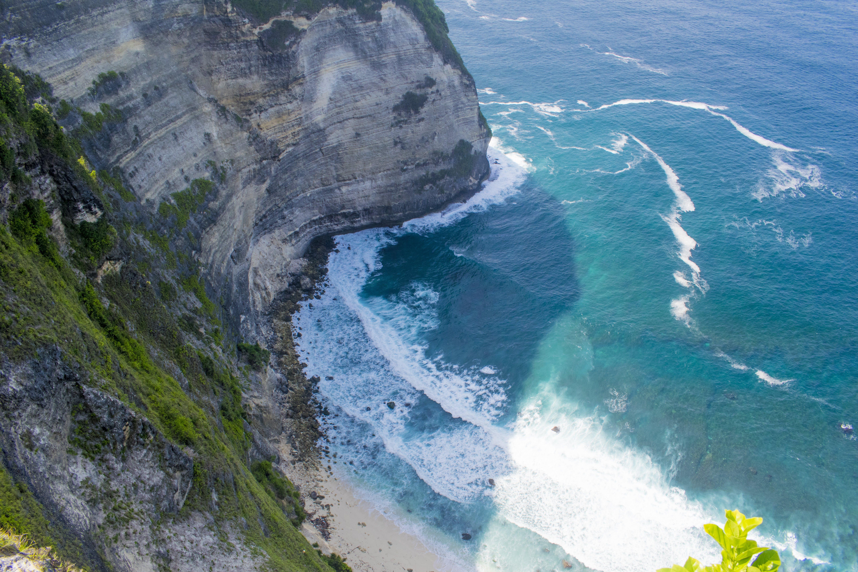 Photos gratuites de mer, montagne