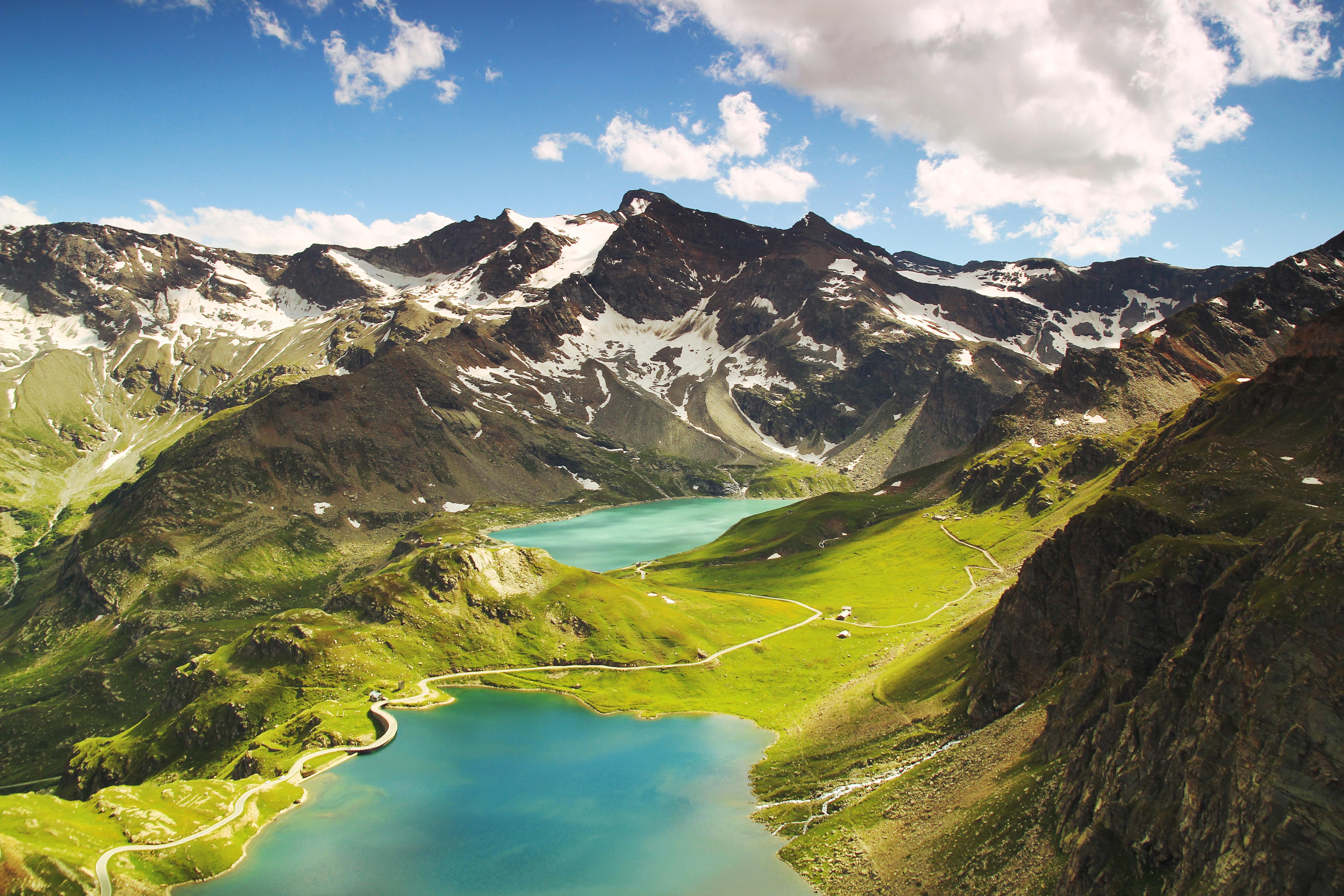 Free stock photo of italian, landscape, mountains, nature