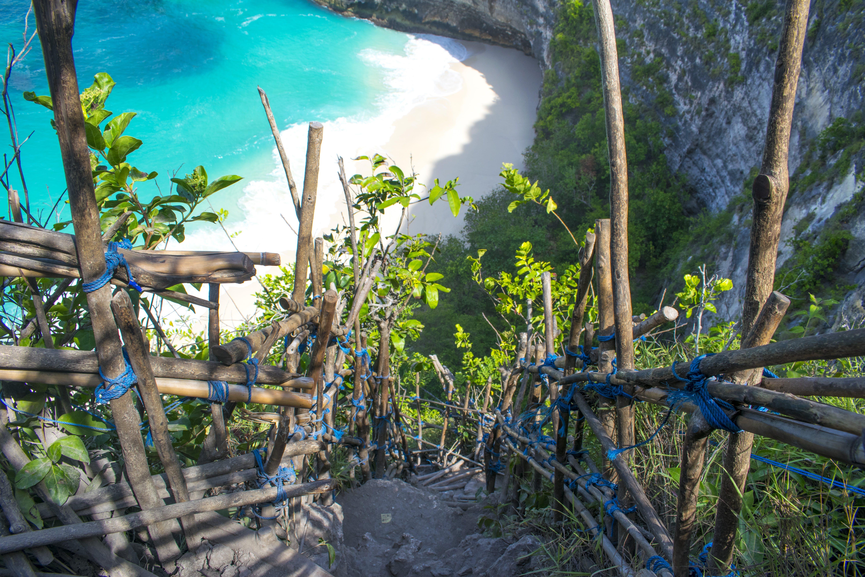 Photos gratuites de plage, sentier pédestre