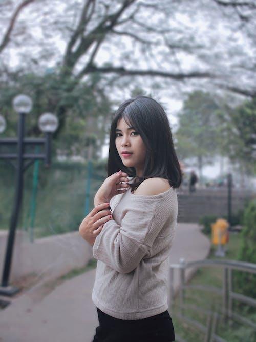 Бесплатное стоковое фото с азиатка, Азиатская девушка, девочка, женщина