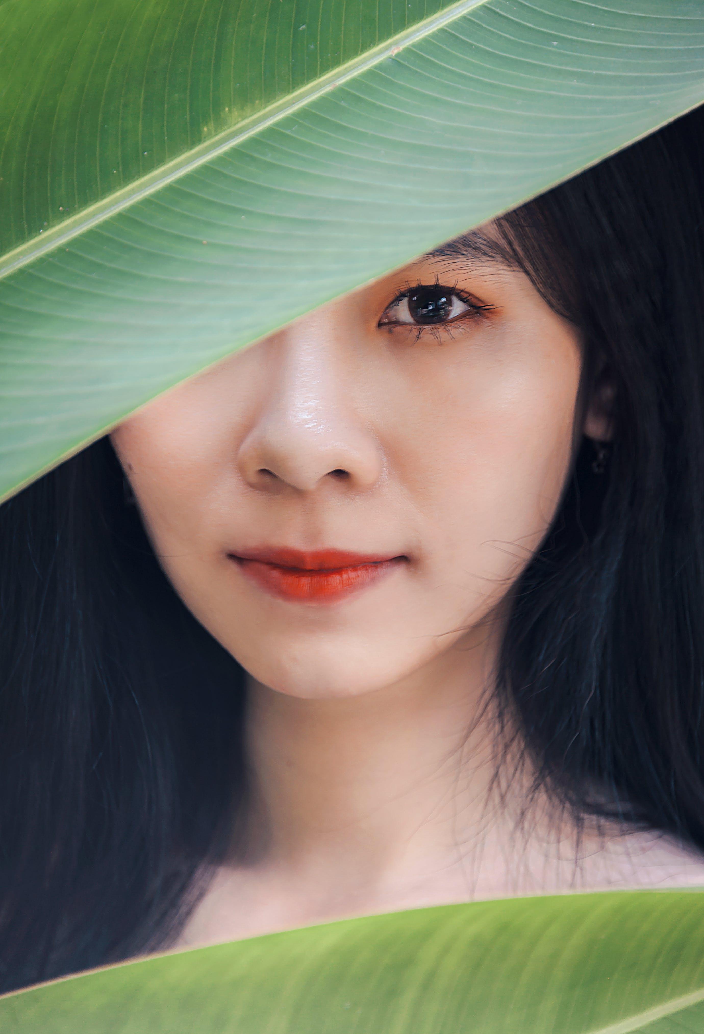Бесплатное стоковое фото с азиатка, Азиатская девушка, глаз, девочка