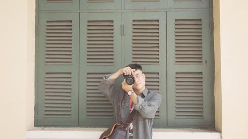 Gratis lagerfoto af fotosession