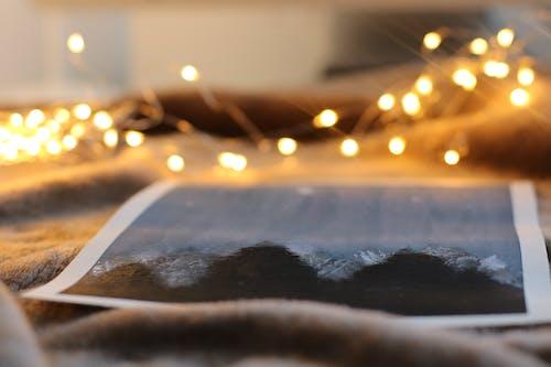 그림, 불빛, 불이 켜진, 스트링 조명의 무료 스톡 사진