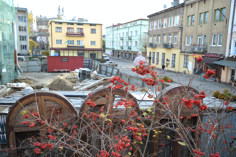 Free stock photo of buchach, city, construction, jewish