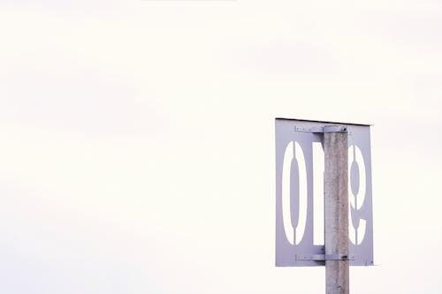 Ảnh lưu trữ miễn phí về biển báo đường phố, con số, ký tên, Thép