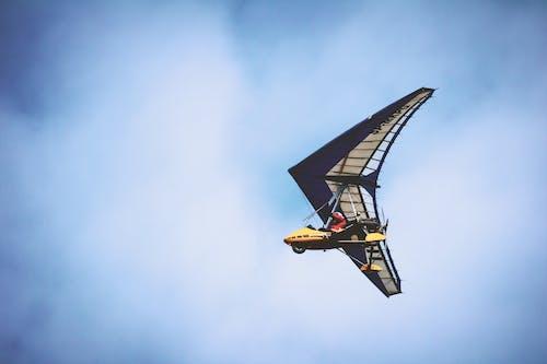 Kostenloses Stock Foto zu action, aktion, aviate, drachenflieger