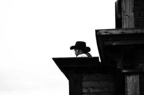 人, 吉他, 太多了, 牛仔 的 免费素材照片
