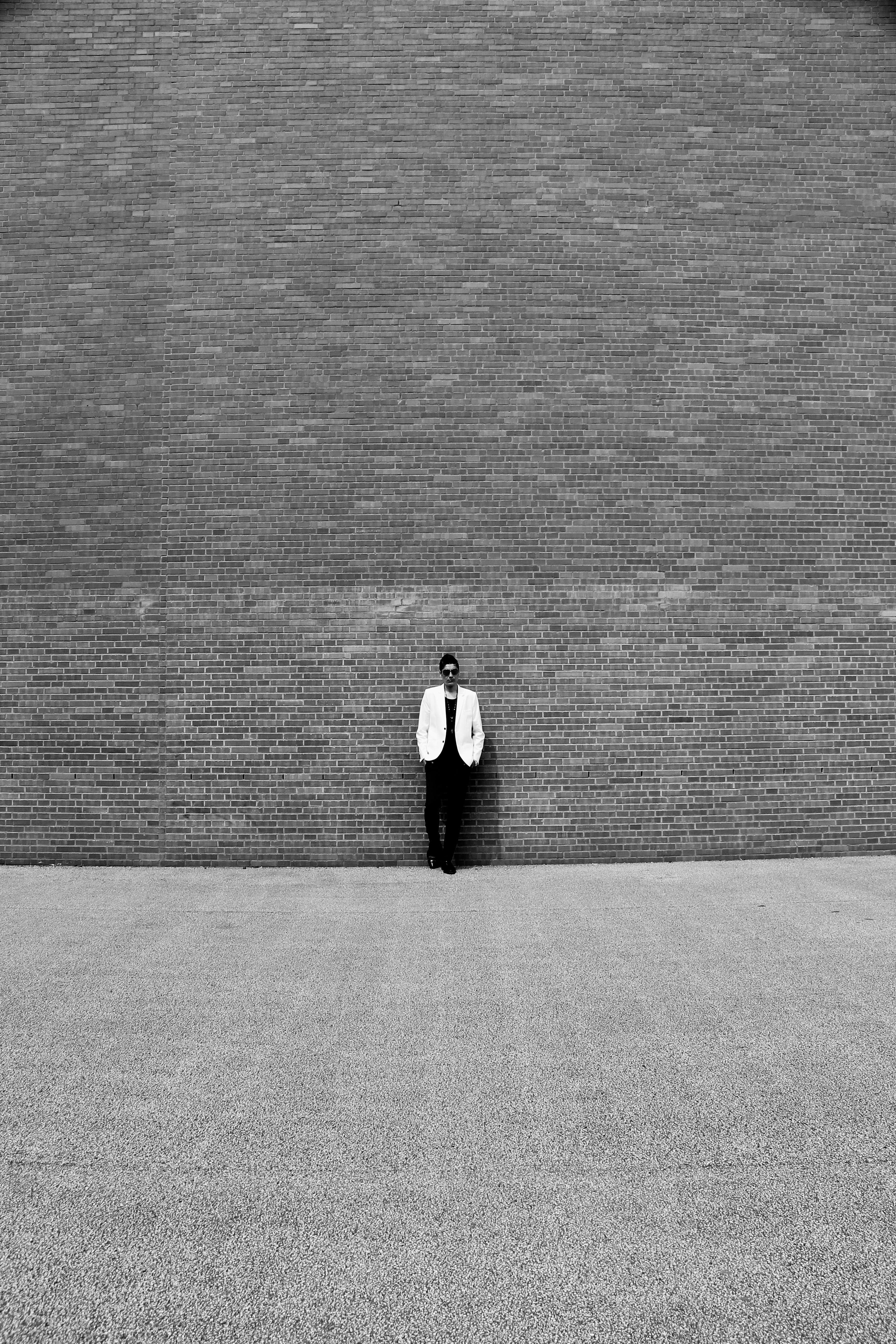 Grayscale Photography Of Man Wearing Suit