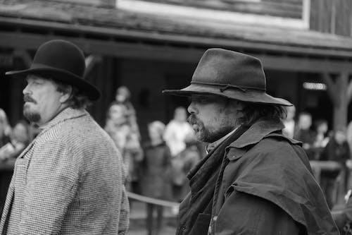 Kostenloses Stock Foto zu cowboy, cowboy-hut, live-show, liveauftritt